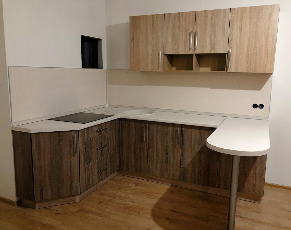 Кухня по индивидуальному проекту в городе Железнодорожный